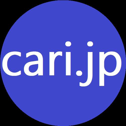 cari.jp 背景透過型 丸アイコン画像